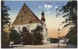 AK Zobten am Berge Annakirche Sobótka Polen Schlesien 1910