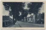 AK Gruss aus Schwarzenbek in Schleswig-Holstein Straßenansicht 1940