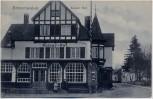 AK Schwarzenbek in Schleswig-Holstein Kaiser Hof 1908 RAR