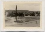 Foto 10x7 cm Schwarzenbek in Schleswig-Holstein Compe-Schule im Bau 1950 RAR