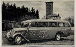 AK Olpe in Westfalen Sauerland Reisedienst Bus 1935 RAR