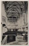 AK Dramburg Drawsko Pomorskie Inneres der St. Marienkirche Pommern Polen 1940