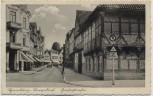 AK Hamburg Bergedorf Großasterstraße 1935 RAR