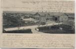 AK Gruss aus Rosendahl bei Mildstedt Peter Jensen's Gasthof 1904 RAR