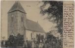 AK Mildstedt in Schleswig-Holstein Kirche 1904