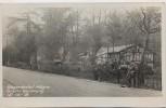 AK Foto Sayn Bendorf Straßenansicht mit Haus und Soldaten 1918 RAR