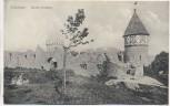 AK Tuttlingen Ruine Honberg 1910