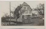 AK Foto Welschbillig bei Trier Hausansicht 1918 RAR
