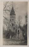 AK Foto Bassenheim Ruinen von Schloss Von Waldthausen Rheinland-Pfalz 1918 RAR