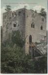 AK Ruine Neu-Windstein bei Jaegerthal Bas-Rhin Haguenau Elsass Niederbronn 1910