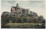 AK Ruine Fleckenstein Elsass bei Lembach Bas-Rhin Wissembourg 1910