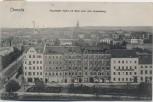 VERKAUFT !!!   AK Chemnitz Neustädter Markt mit Blick nach dem Sonnenberg 1908 RAR