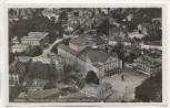 VERKAUFT !!!   AK Foto Weimar Nationaltheater mit Schiller-Goethe-Denkmal Fliegeraufnahme 19018 1940