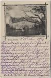 AK Hinte Burg Hinta 1904