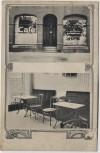 AK Alfeld an der Leine Conditorei und Cafe Lorenz 1920
