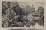 AK Essen Schloss Borbeck 1929