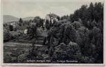 AK Tambach-Dietharz in Thüringen Kurhaus Tannenberg 1935
