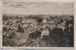 AK Hoym in Anhalt Blick vom Turm Ortsansicht bei Seeland 1932
