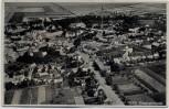 AK Hoym in Anhalt Flugzeugaufnahme bei Seeland 1932 RAR