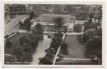 AK Foto Weimar Gaststätte Weimarhalle Fliegeraufnahme 17659 1940