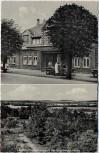 AK Latendorf in Schleswig-Holstein Lindemanns Gasthaus bei Neumünster 1960