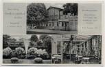 AK Mehrbild Bargfeld bei Innien Holstein Hanssen's Gasthof Pension Aukrug 1950