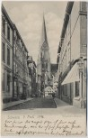 AK Schwerin Wladimir-Strasse 1902 RAR