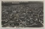 AK Foto Pirmasens Flugzeugaufnahme Luftbild 1932