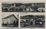 AK Mehrbild Kirchseeon Handlung Fässler Ortspartie 1934 RAR