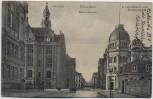 AK Düsseldorf Bastionstrasse Stahlhof A. Schaafhausenscher Bankverein 1915