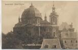 AK Burtscheid Aachen Abtei-Kirche 1910
