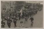 AK Foto Kiel 1. Nordmark-Treffen Umzug 25. und 26. Mai 1935 RAR