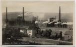 AK Haspe in Westfalen Eisen- und Stahlwerke Hagen 1930