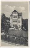 AK Friedrichroda Villa Rahn Wilhelmstraße 9 unterhalb vom Kurhaus Thüringen 1920 RAR