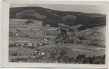 AK Foto Deschnei Deštné v Orlických horách Ortsansicht Adlergebirge Sudeten Tschechien 1938