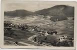 AK Foto Štramberk Stramberg Ortsansicht mit Fabrik Mähren Tschechien 1940