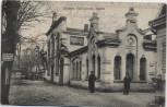 AK Berlin Niederschönhausen Schloss Schönholz mit Menschen 1910 RAR
