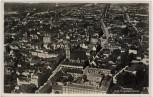 AK Foto Dessau Orig. Fliegeraufnahme Ortsansicht 1942