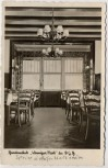 AK Wennigsen (Deister) Bundesschule Wennigser Mark des DGB Innenansicht 1940 RAR
