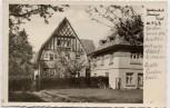 AK Wennigsen (Deister) Bundesschule Wennigser Mark des DGB 1940 RAR