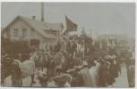 AK Foto Neugersdorf in Sachsen Festumzug 250-Jahrfeier Festwagen des Turnvereins Humor 1907 RAR
