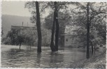 AK Foto Kunnersdorf (Augustusburg) Zschopau Hochwasser 1950 RAR