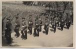 AK Foto Schützengesellschaft Schweikershain Umzug Erlau 1920 RAR