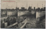 AK SM Turbinen Torpedoboot Division Matrosen Kriegsschiffe 1911