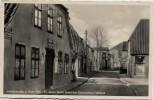 AK Foto Wesselburen Hebbelstraße 1954