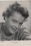 AK Foto Romy Schneider Herzog-Film 1955