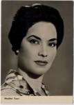 AK Foto Schauspielerin Madiha Yusri Dein für immer 1963