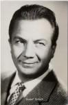 AK Foto Sänger Rudolf Schock 1960