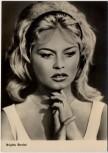 AK Foto Schauspielerin Brigitte Bardot Film Privatleben 1962