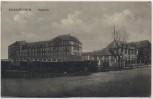 AK Euskirchen im Rheinland Kaserne 1915